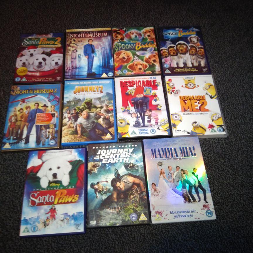 Children DVDS x29