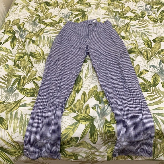 2 pair of Straight leg trousers