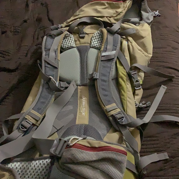 Gregory Jetstream LTS backpack