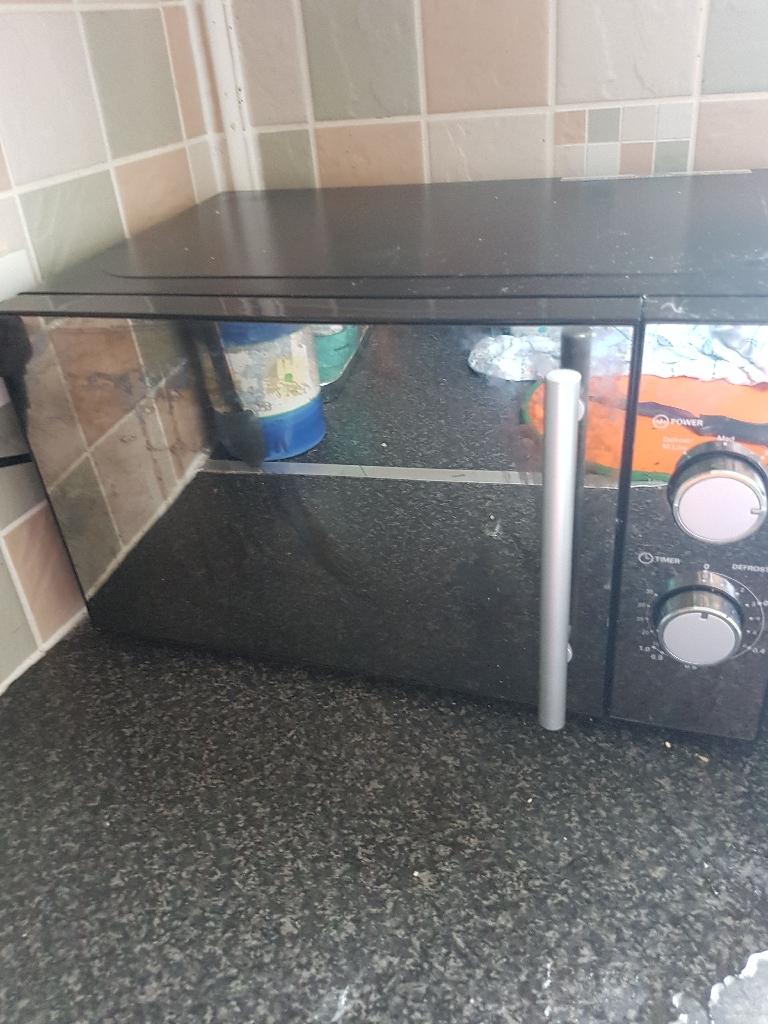 microwave in kirkcaldy