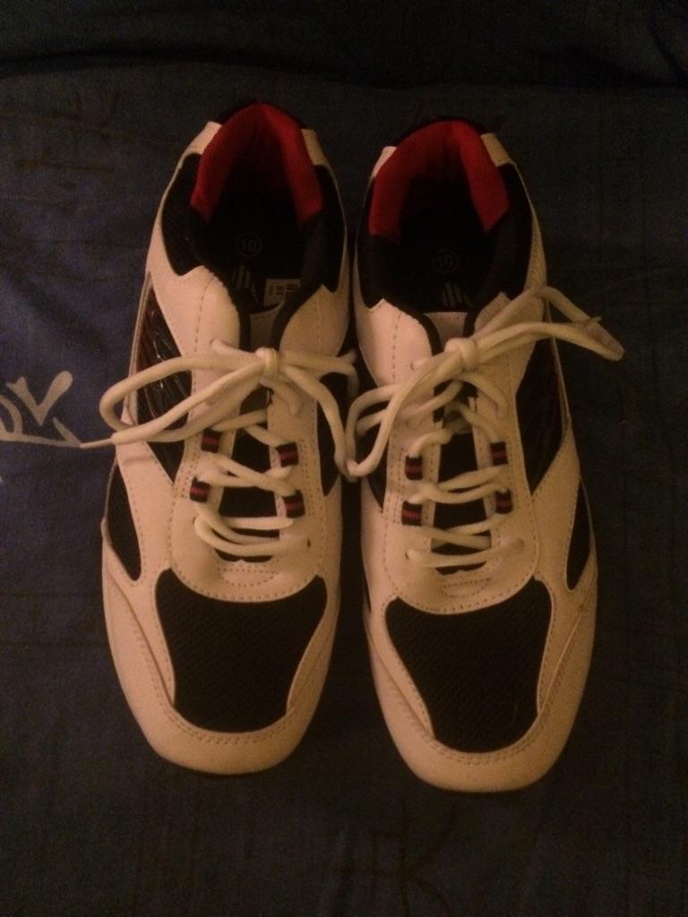 XL man's shoes, uk 10