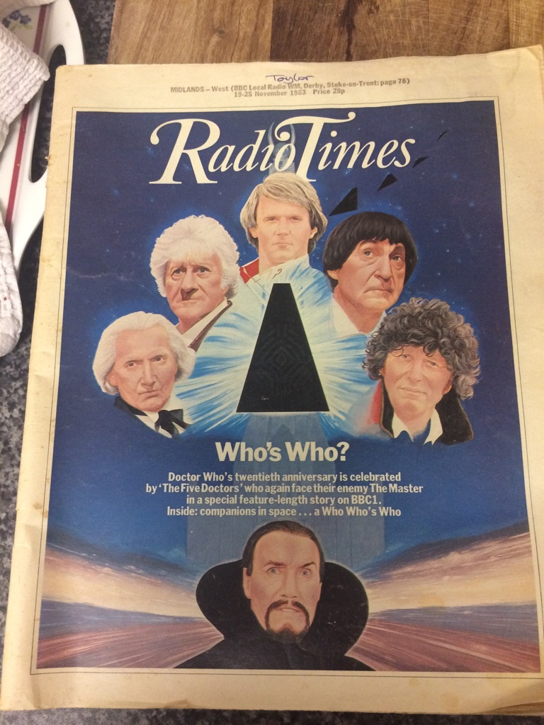 RADIO TIMES, special addition