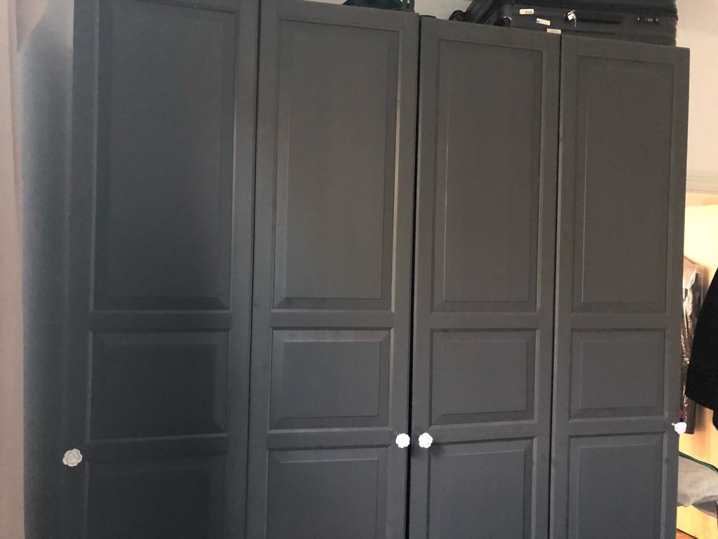 Xlarge customized wardrobe