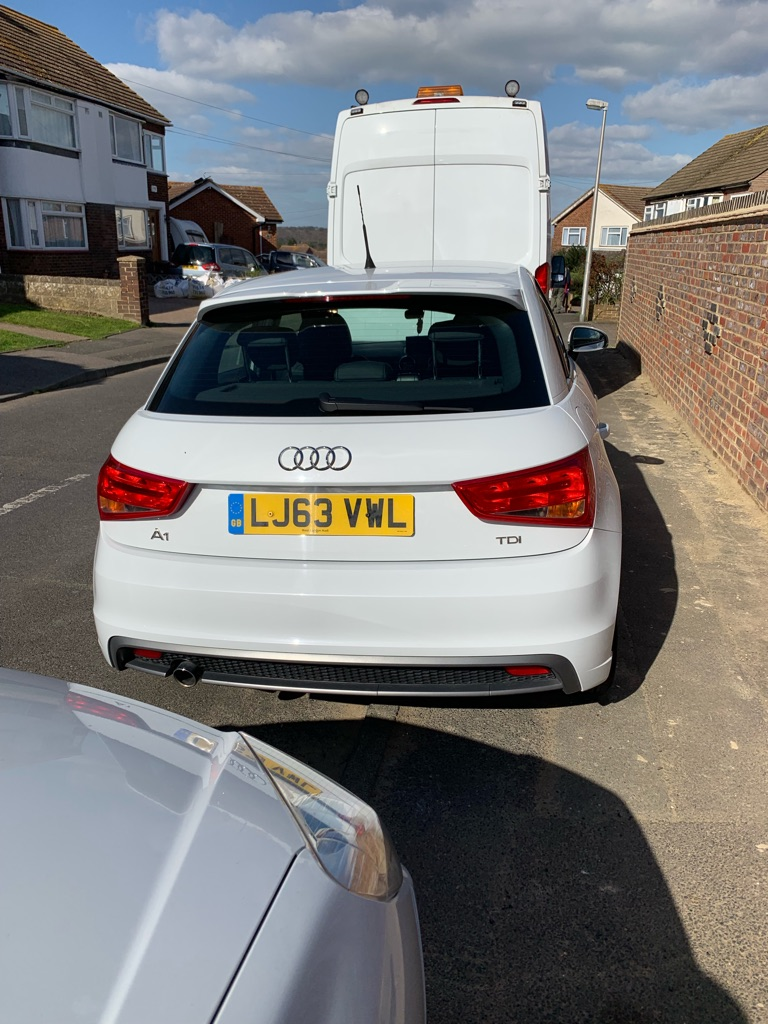 Audi s line 1.6 2013 - fantastic condition