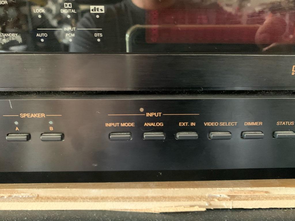 Denon AVR receiver