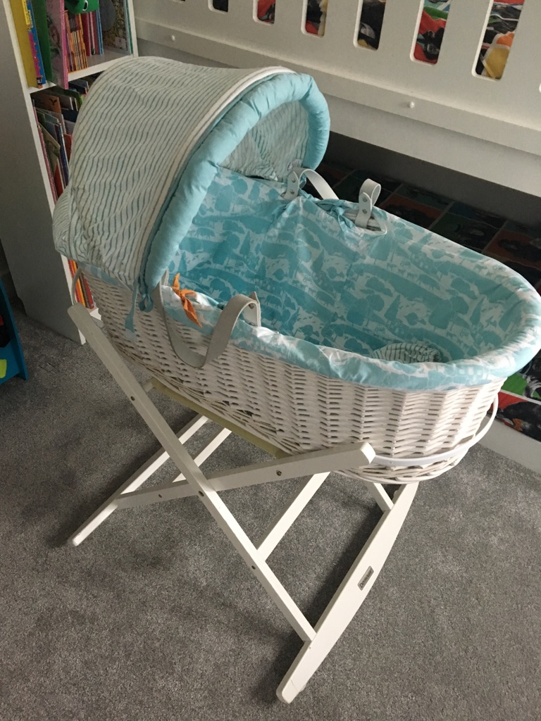 Joules Moses Basket