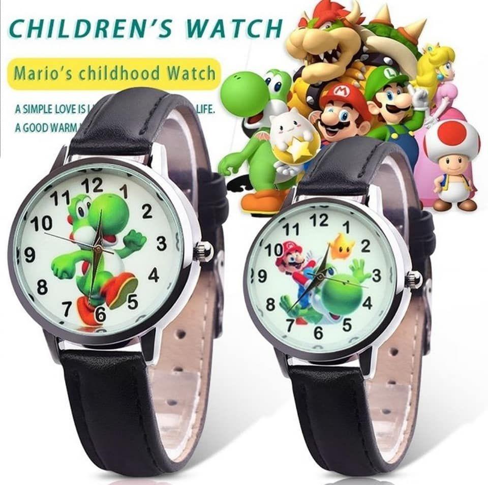 Kids Mario watch
