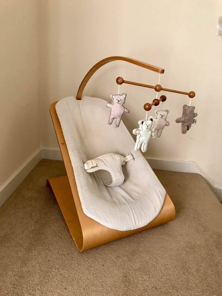Koto Bouncer Chair