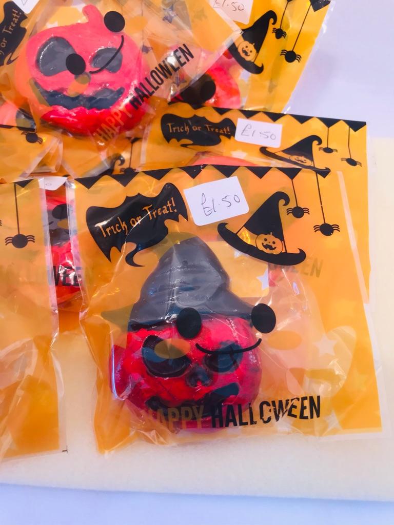 Job lot Halloween magnet