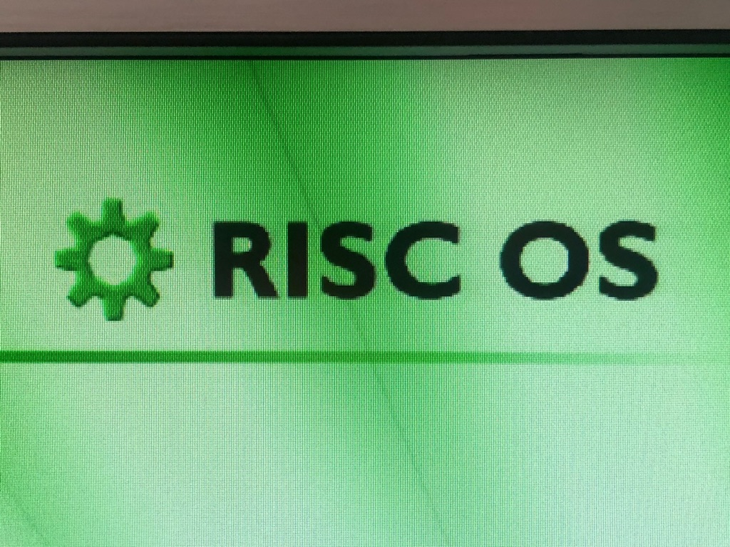 Raspberry Po 4B OS from British Co RISC OS