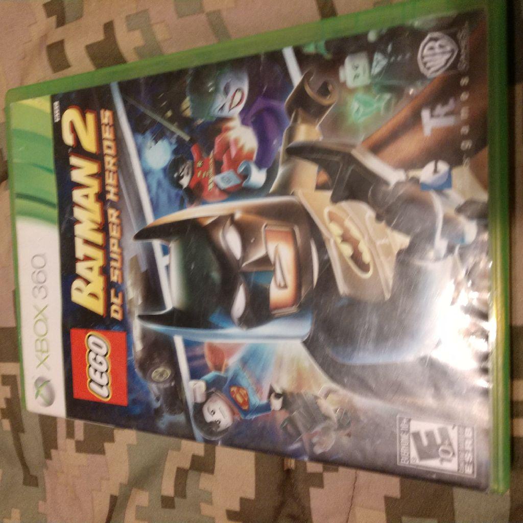Batman 2 game