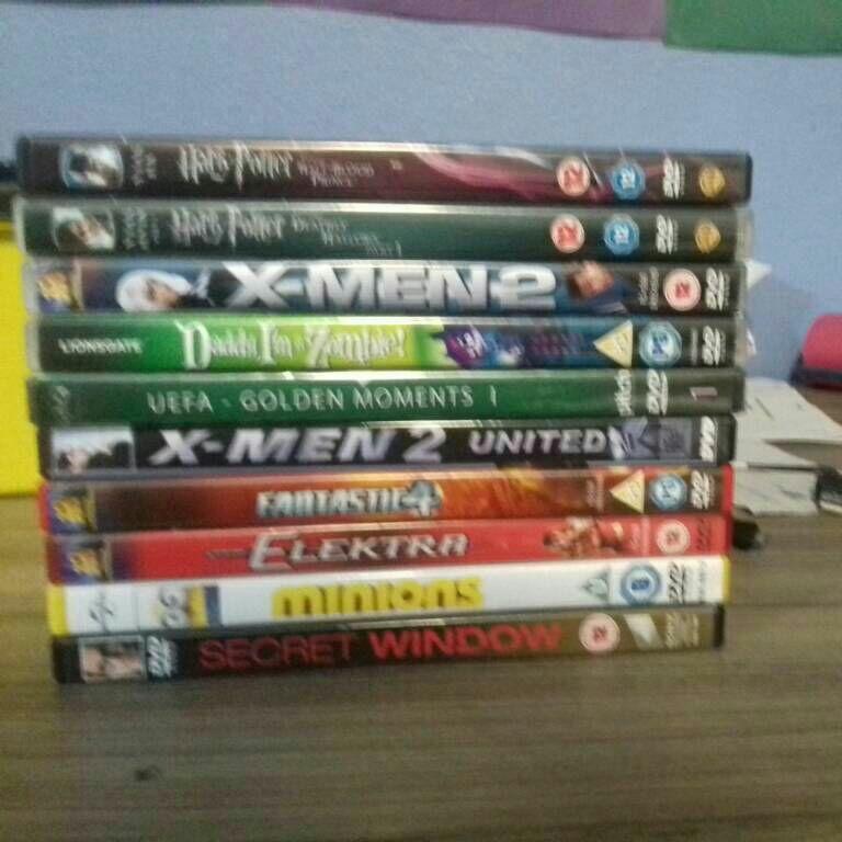 10 pack family dvds