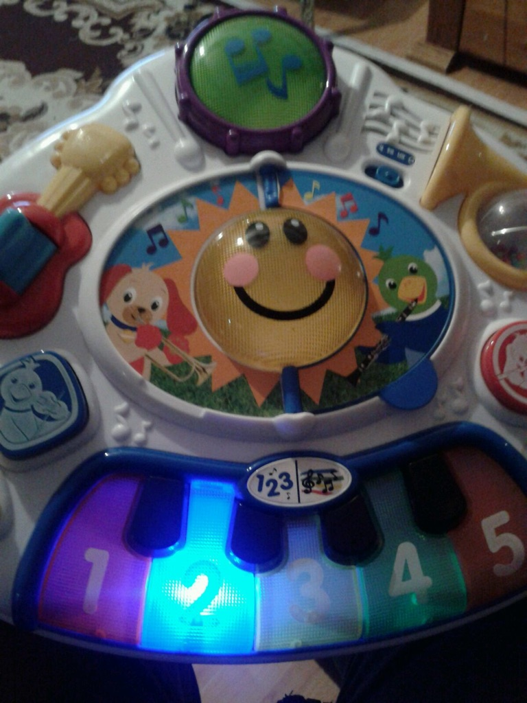 Baby toy music