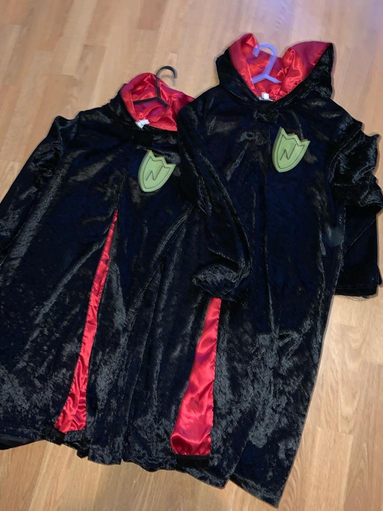 Range of boys Halloween costumes