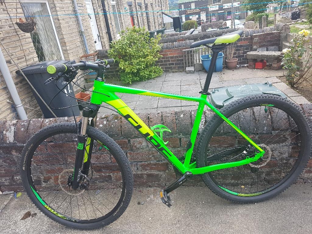 Cube 29ner mountian bike