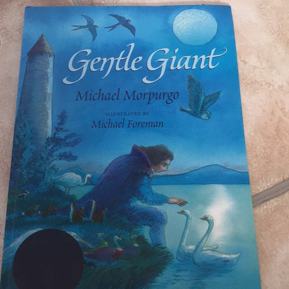 Gentle giant book
