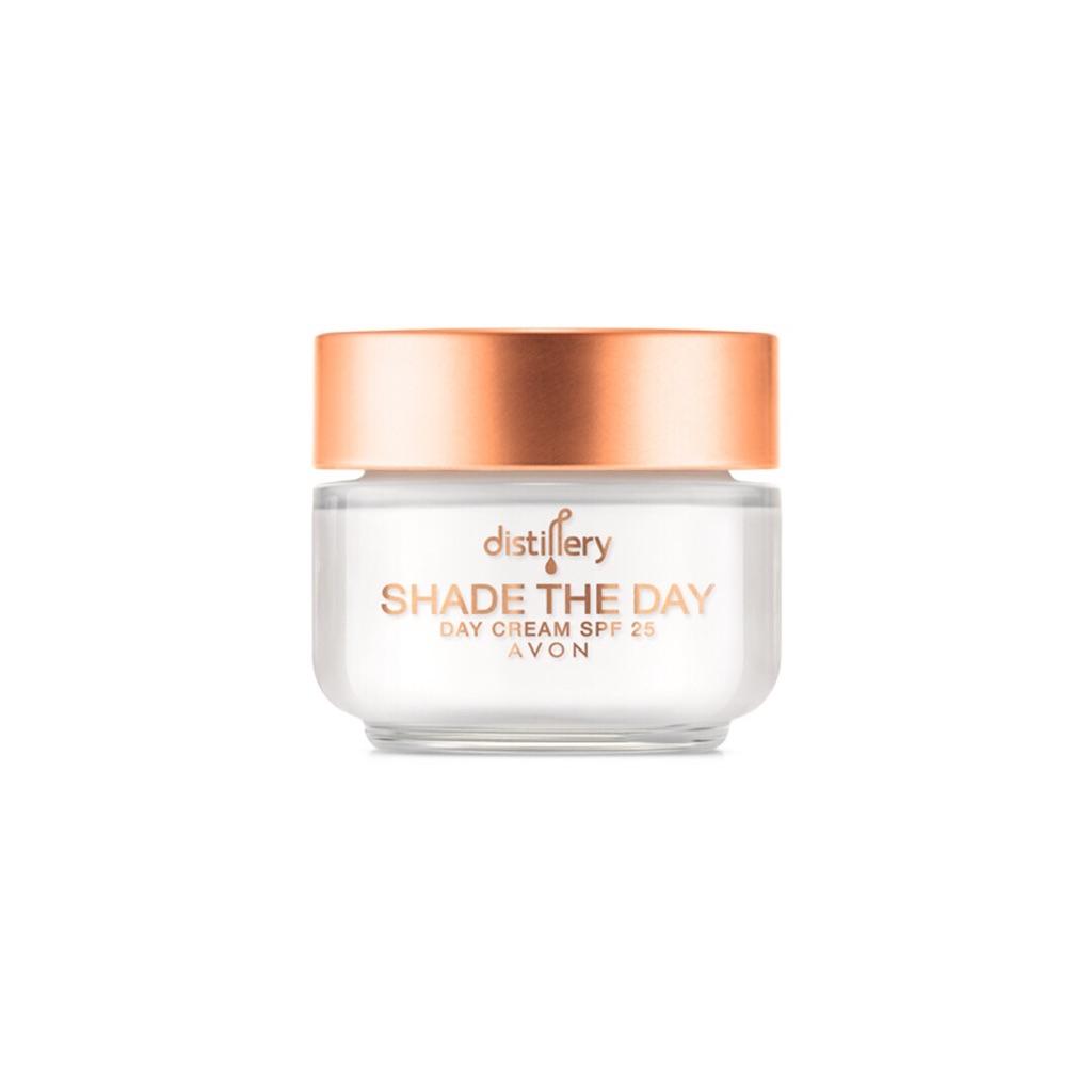 Avon's natural skincare range