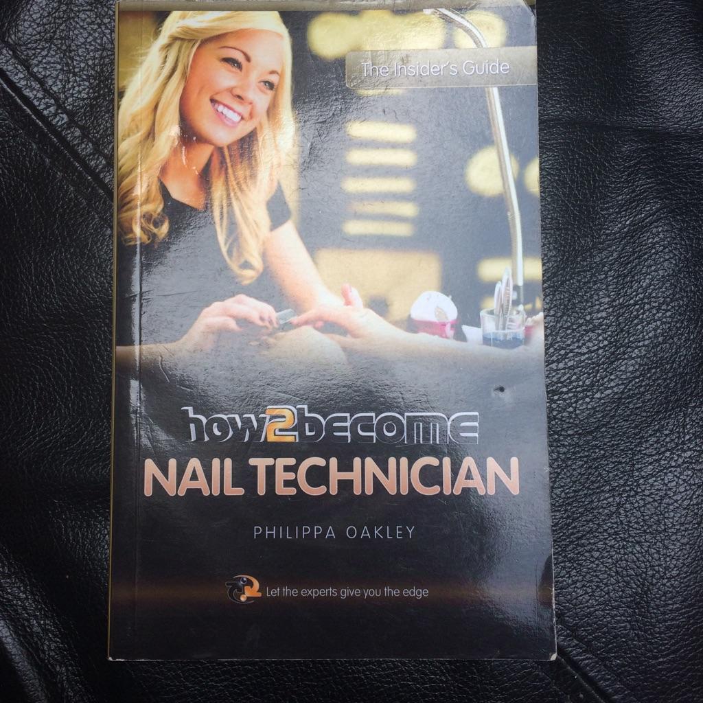 2x nail books