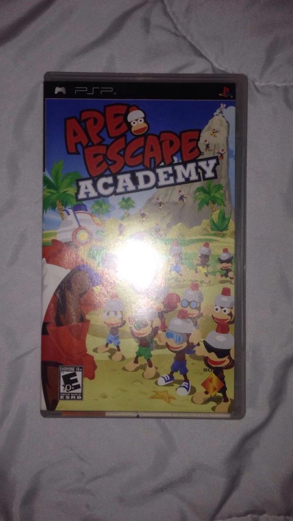 Ape Escape: Academy