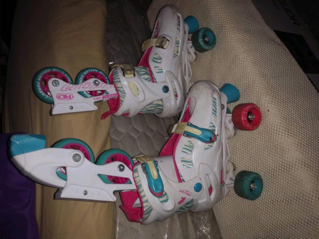 Falcon 2 in 1 skates
