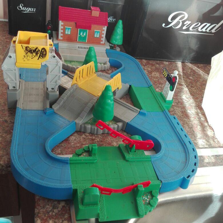 Thomas train truck