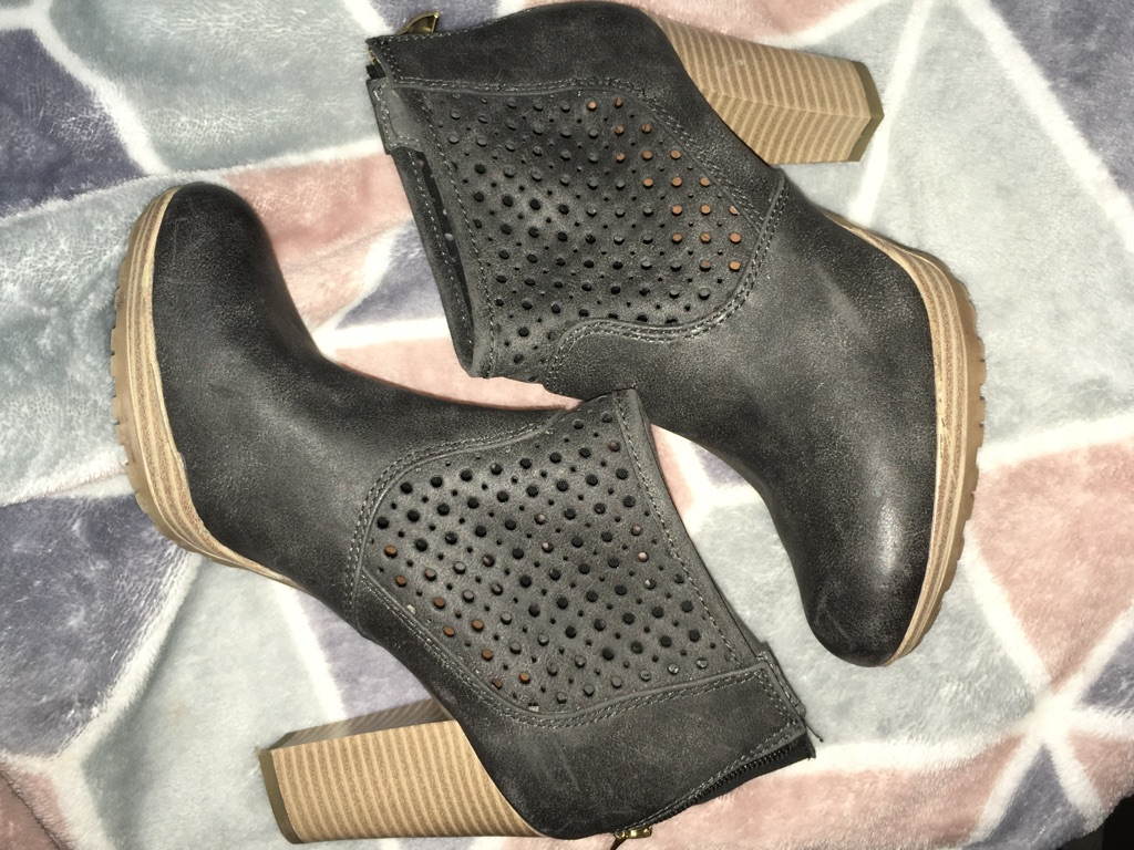 Women's ankle boots (38/5)