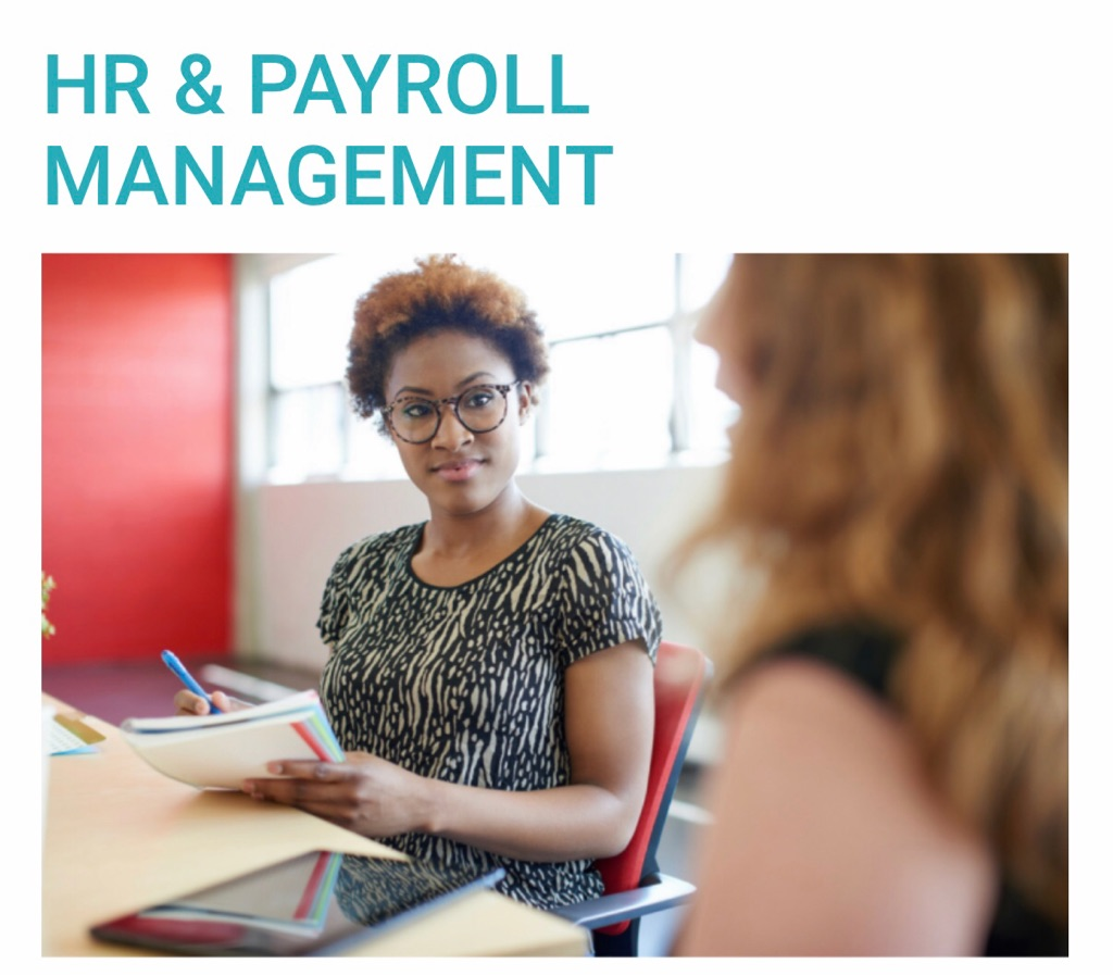 HR & PAYROLL Management
