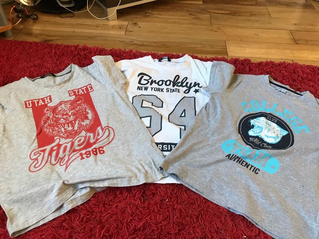 Boys tshirts