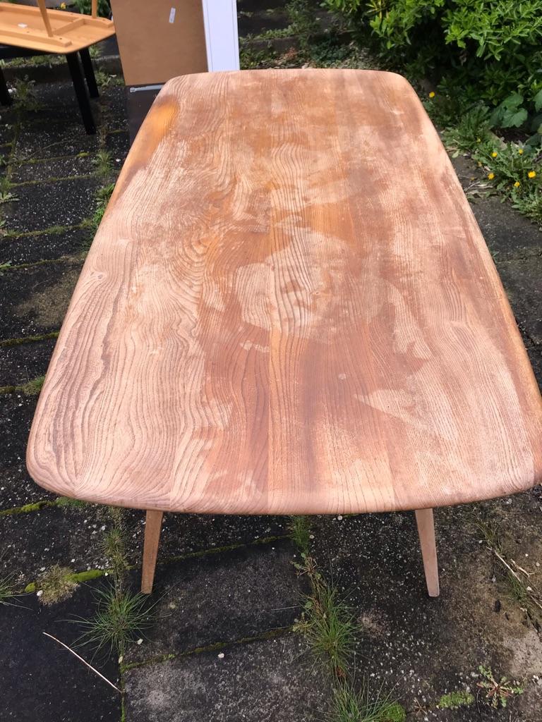 ERCOL vintage table
