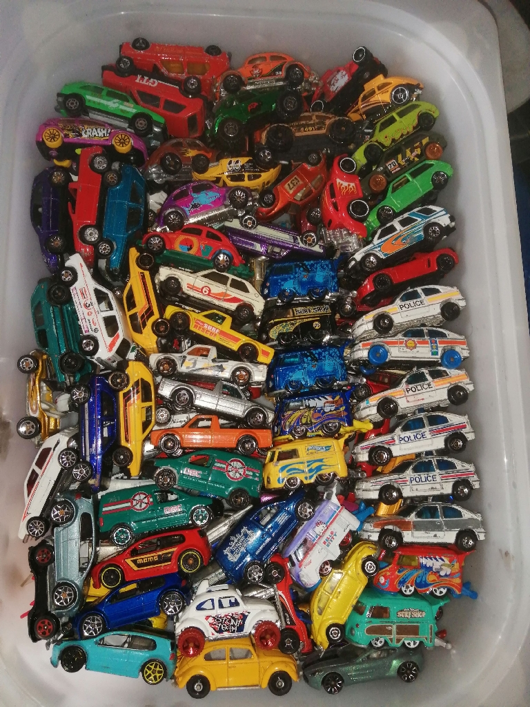 Die-cast toy cars collectable