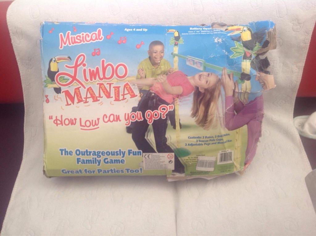 Musical Limbo Mania Game