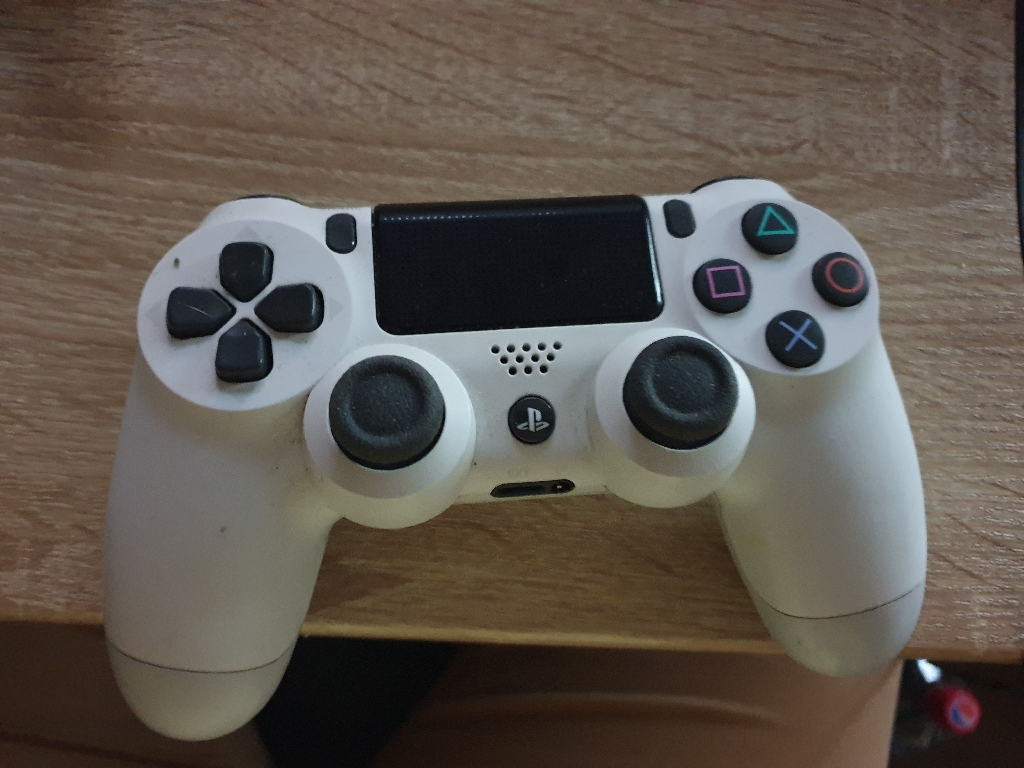 White ps4 slim if interested text this 07857403523