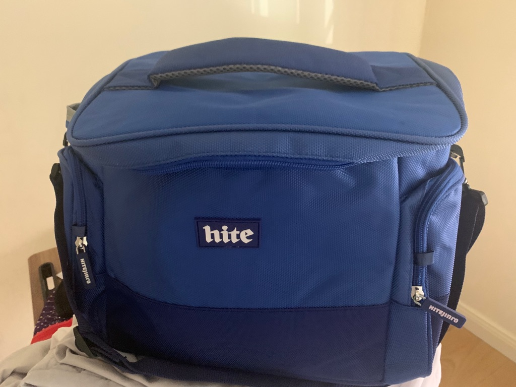 Ice box cooler bag(completely new)