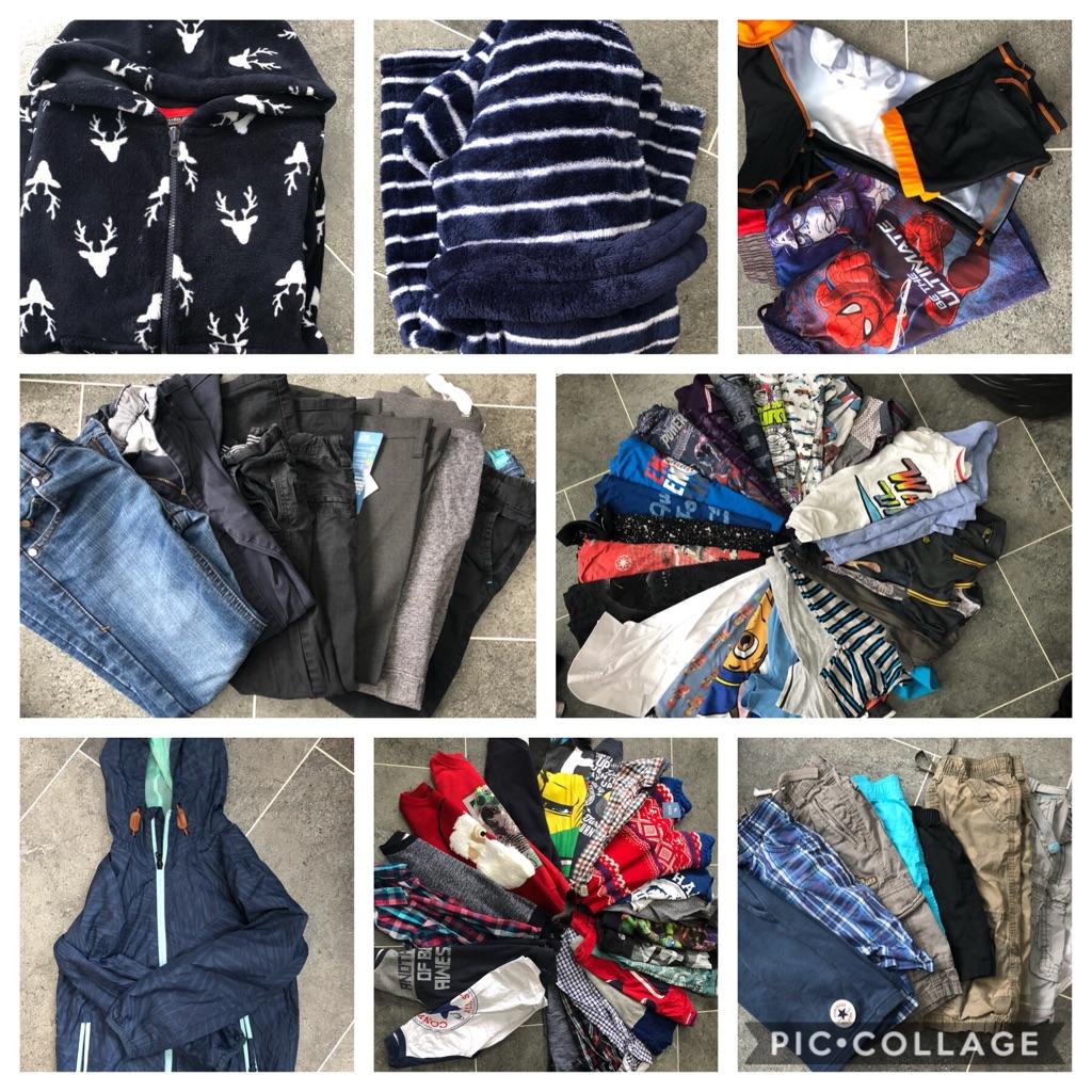 Aged 6 boys clothing bundle