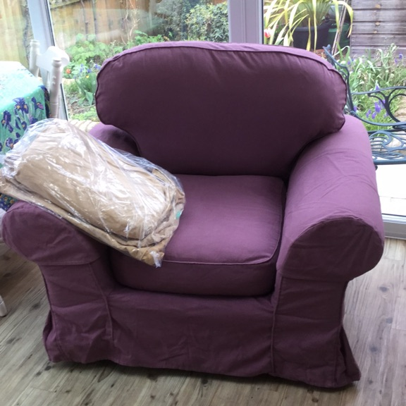 Comfortable armchair - excellent condition