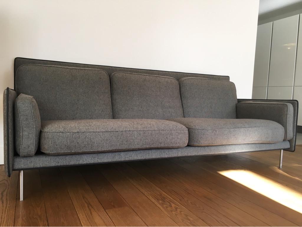 Brand new design sofa by manufacturer Erik Jørgensen, Denmark