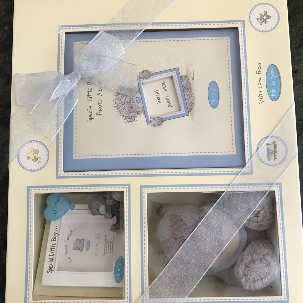 Me to you Gift set for baby boy | Village