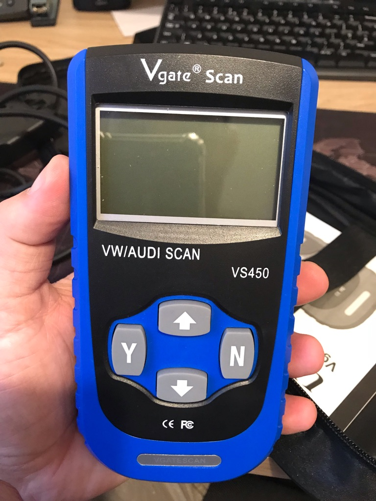Vgate VS450 diagnostic tool, OBD2 Scanner VAG