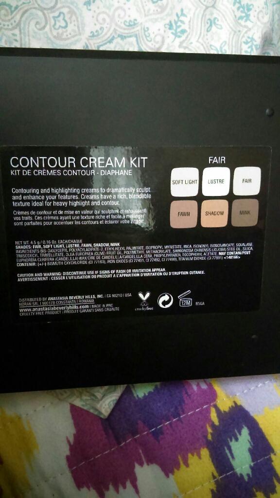 ABH Contour Cream Kit