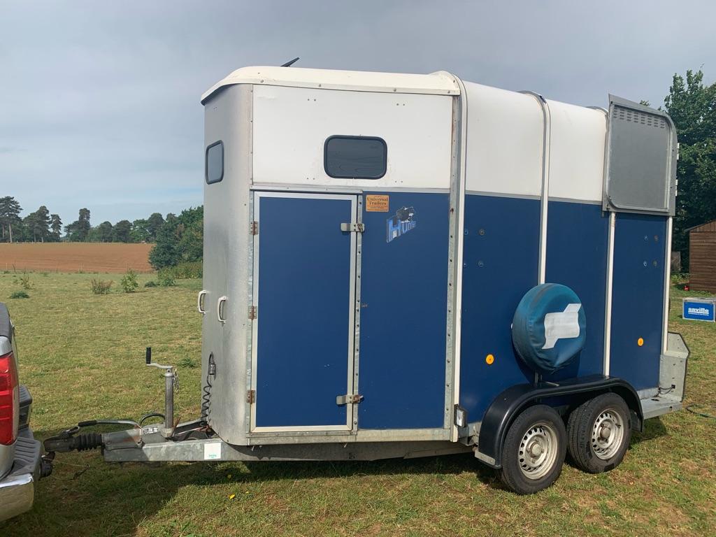 Ifor Williams horse trailer 510