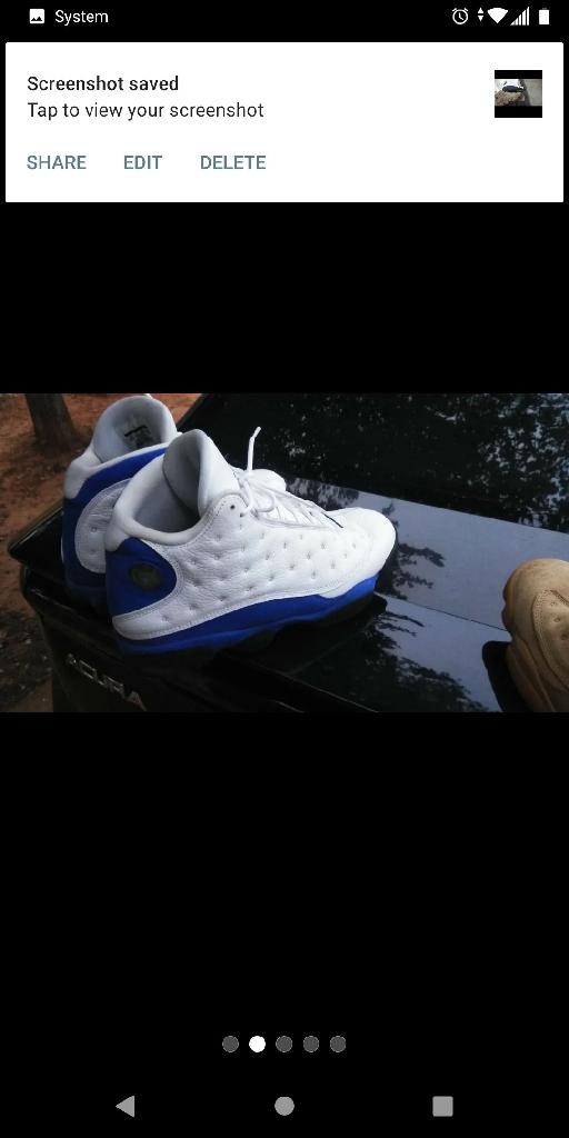 Jordans 13 size 11 1/2