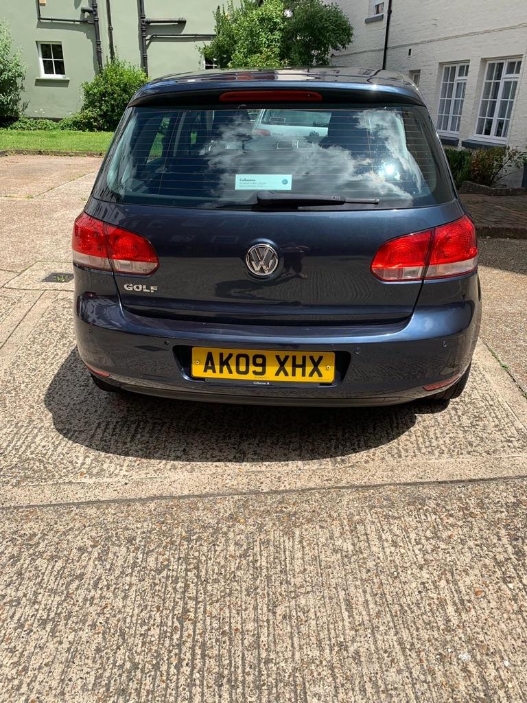 Volkswagen Golf 2009 1.4 Petrol