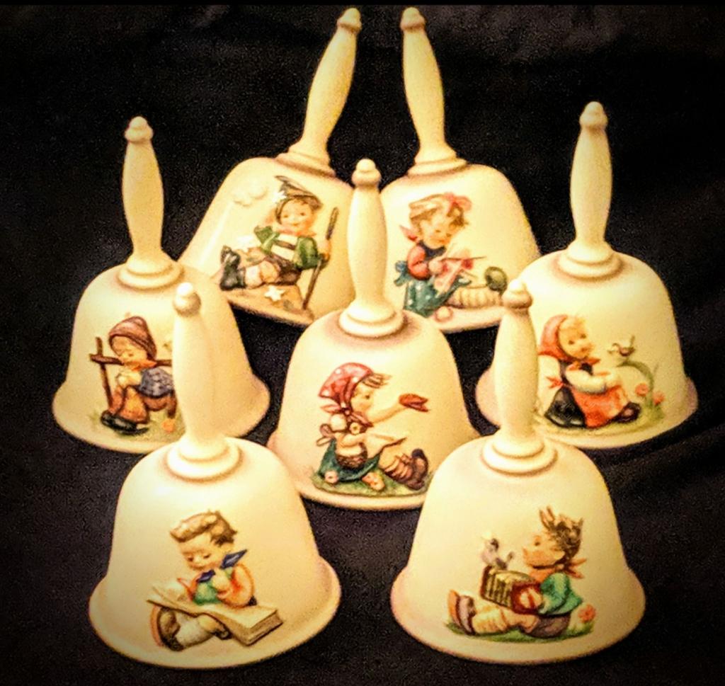 Hummel Christmas Bells