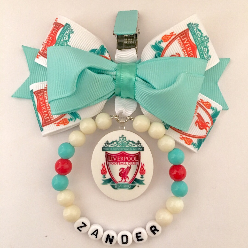 Liverpool Pram charm