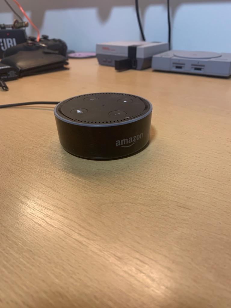 2nd Edition Amazon Echo