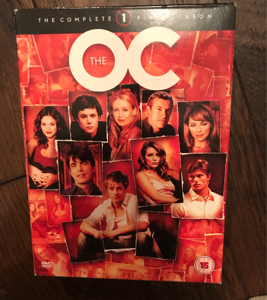 "Seasons 1 and 2 ""the OC"" - DVD"