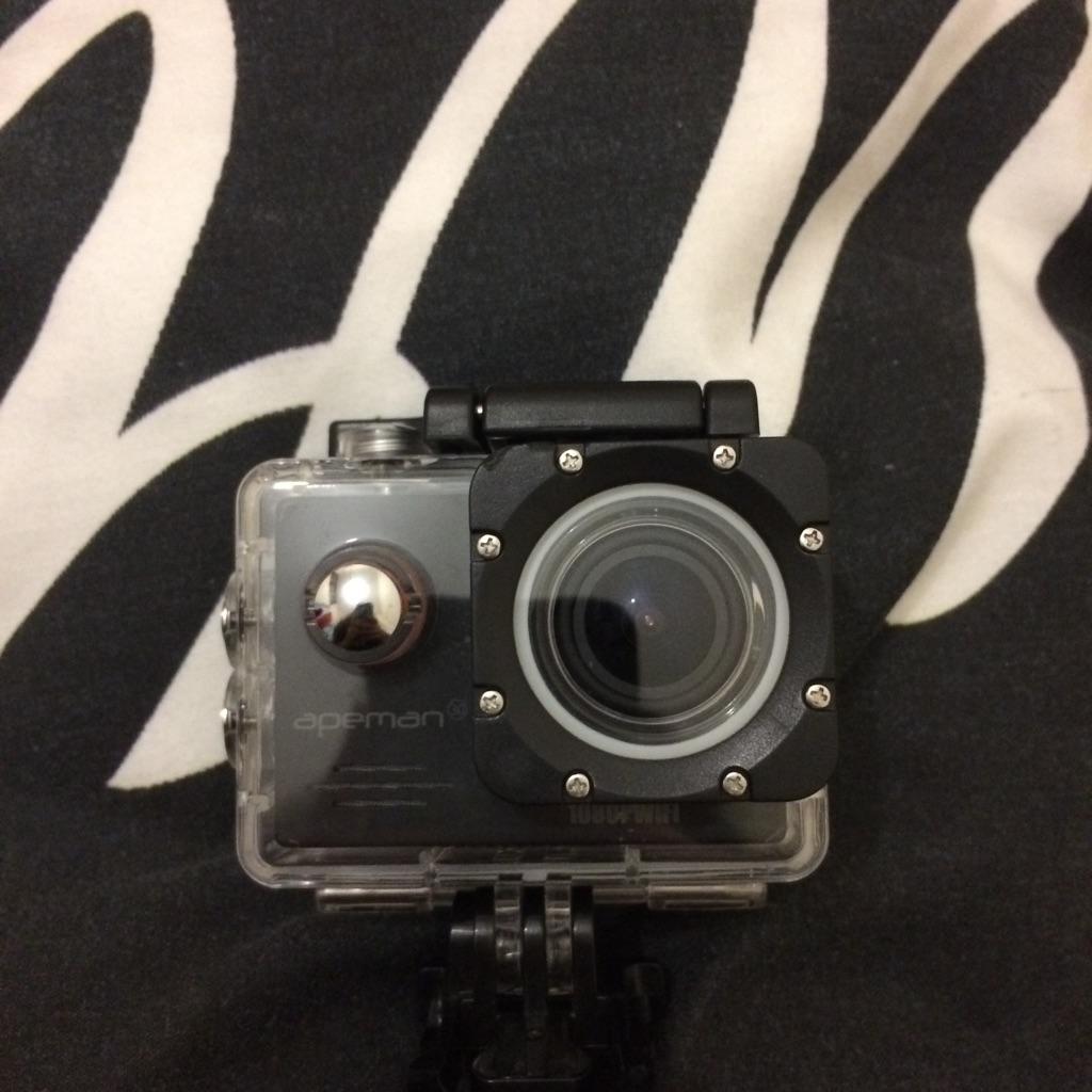 Apeman action camera- Model A70