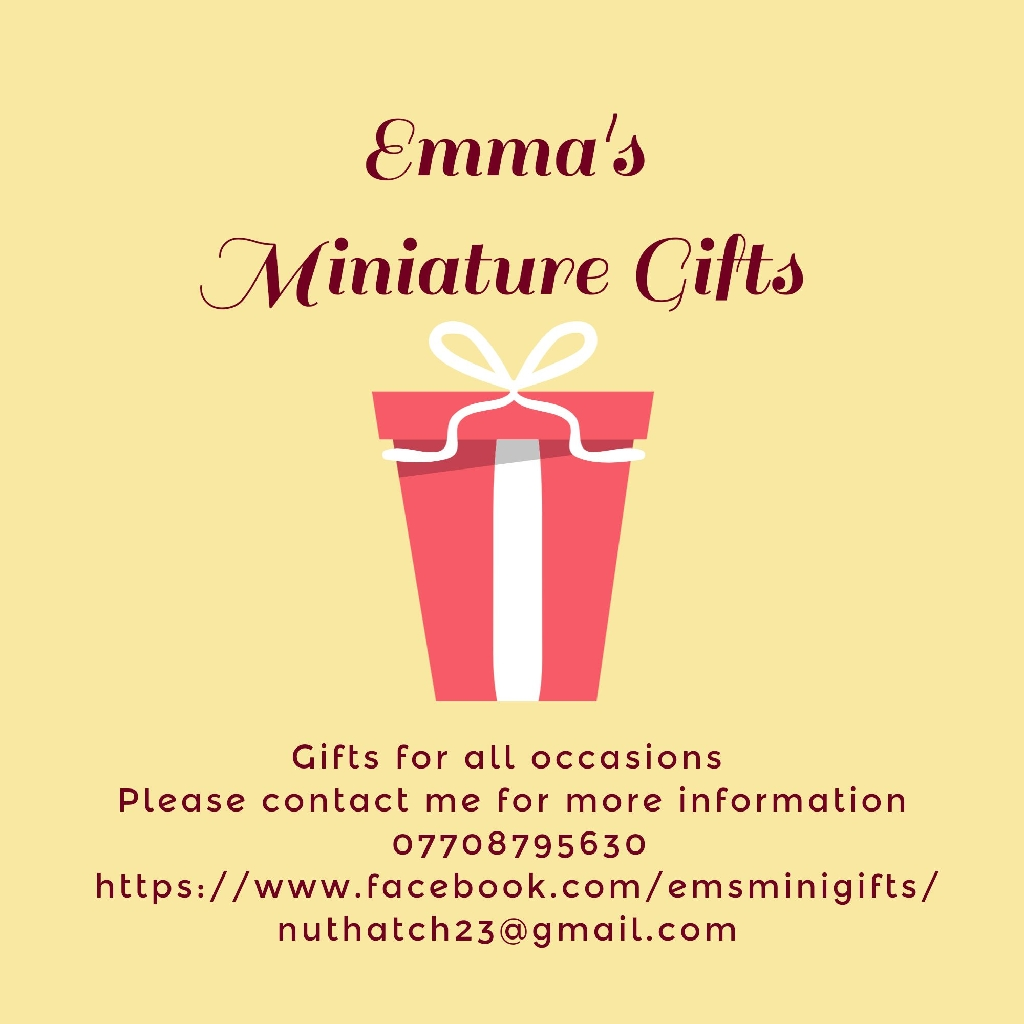 Emma's miniature gifts