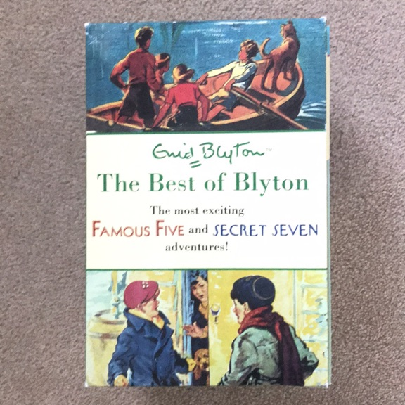 The best of Blyton book set (Enid Blyton)