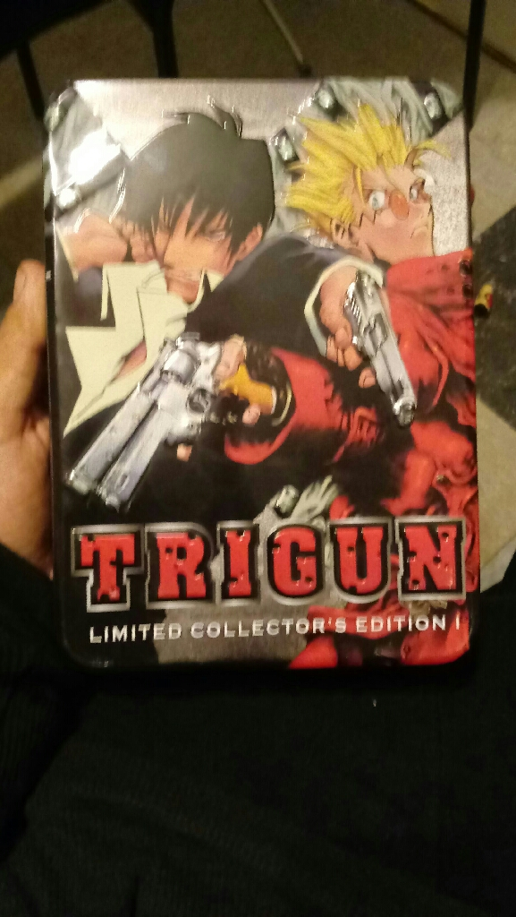 Trigun - Limited Collector's Edition I